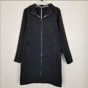 Lululemon Apres Yoga Jacket Coat Hooded